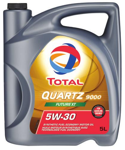 The QUARTZ Innovation The QUARTZ product range was developed using Total Lubricant s cutting-edge technology.
