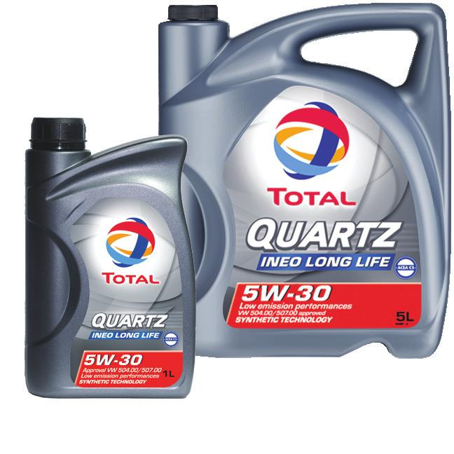 Faced with the emissions challenge of meeting more stringent requirements, QUARTZ INEO MC3 has been engineered using Total s Low SAPS Technology and is recommended for vehicles equipped with a Diesel
