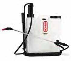 4 Gallon Backpack Sprayer (BPS416) Light weight - increased capacity over the 37-600 model makes this unit attractive for small farm use and to residential and commercial