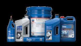 DELO DELIVERS CONFIDENCE You know the facts. Routine driving conditions for the average truck or bus fleet are anything but routine or average.
