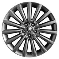 "STANDARD AND OPTIONAL FEATURES 18"" 10 SPOKE 'STYLE 1030'* Sparkle Silver C45B 18"" 16 SPOKE 'STYLE 1031'* Sparkle Silver C51S 19 19"" 10 SPOKE 'STYLE 1028'** Sparkle Silver C45C 19"" 5"