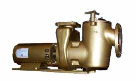 Jacuzzi Series VM Filter Pumps Series VM Self-Priming Filter Pumps incorporate several important features which contribute to good performance and long life.