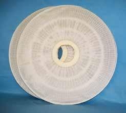 "67 FD-620-00 *Filter Disc 6""D $53.32 $47.75 FD-2600-33 Centre Disc 26""D $3.95 $28.0 29330-0033 Spacer Please inquire *When ordering please specify hub style or type. D.E."