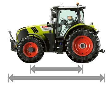With suitable pre-fittings, a front loader or front linkage can be retrofitted at any time.