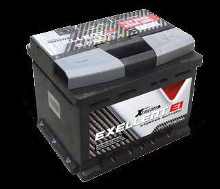 Made in Europe EXELLENT TRUCK BATTERIES Sealed Maintenance Free Sealed maintenance-free SMF Designed for extreme power