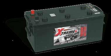 HD TRUCK BATTERIES SUPER HEAVYDUTY These starting batteries are top quality for lorries, tractors and machines which have a high fuel consumption, which have to work in extreme conditions or which