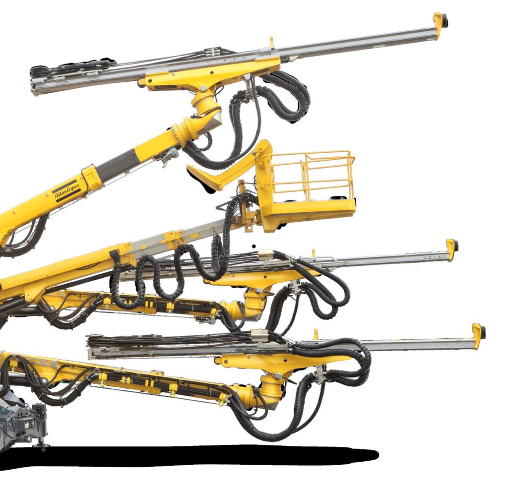 The widest selection of rock drills available on the market