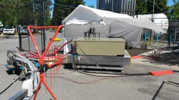 tested IP Testing HD85 Vibration Testing 200kW