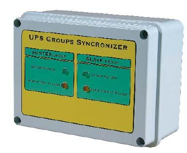 Should one of the UPS in one of the parallel groups fail, the PSJ will automatically connect the remaining UPS to the other group via an external bypass.