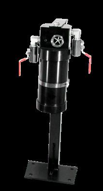 Gas Engine Accessories Coolant Filtration Bypass filters with stainless steel filter elements Cleans