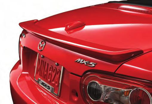 your Mazda for a clean, finished look.