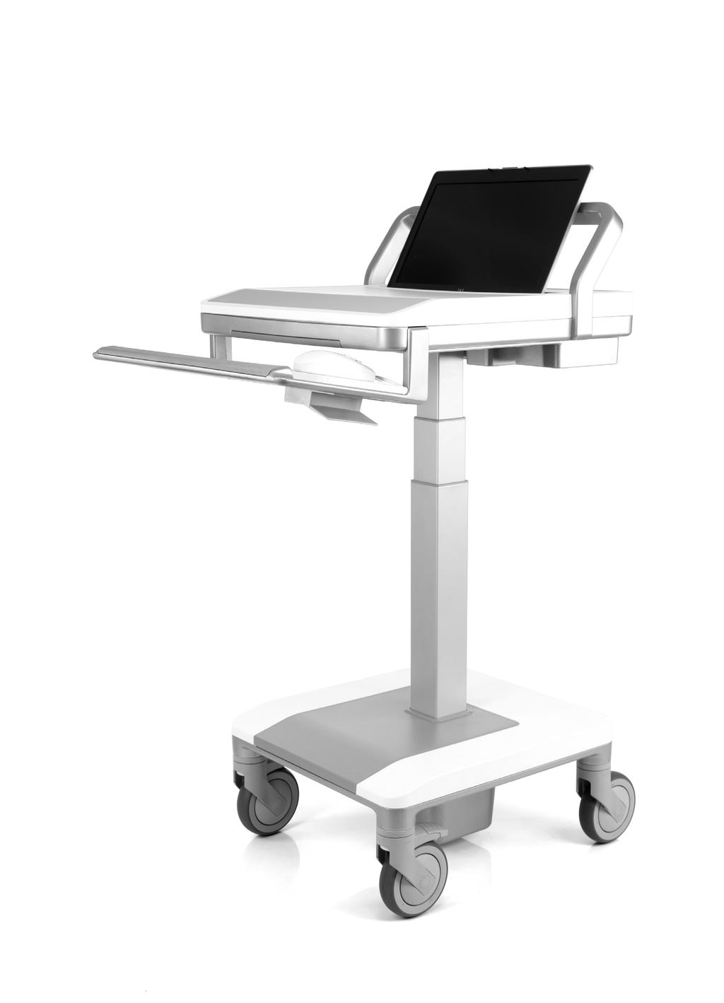 Calming Aesthetics for Any Clinical Setting Brilliantly simple in both form and function, the T7 has a completely encased wire management system, which
