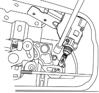 Fig. #c Fig. 2 Fig. 9 9) Hand assemble lower linkage to actuator assembly with provided CAP screw, finger tightening screw while allowing linkage to length adjust freely.