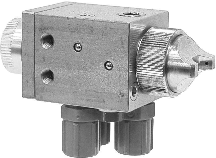 Operating manual for automaticspray valve ASV Read this manual