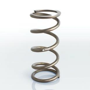 "34 STOCK CAR Front Springs Outside Part Number inch mm inch mm lbs/inch N/mm inch mm inch mm lbs N lbs kgs 11.00 (length in inches) - 5.50"" O.D. New!1100.550.0800 11.00 279 5.50 140 800 140 4."