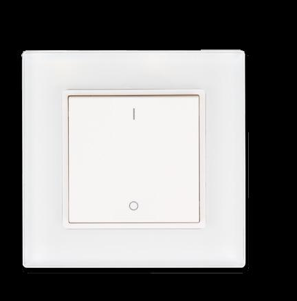 The wireless design saves time and energy by requiring no cabling or installation to pair the Gecko Dimmer with the LED zone.
