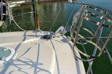 system Foredeck Anchor line &