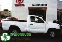 0-12 MODEL YEARS AND 0-100,000 MILES REQUIRES FACTORY MAINTENANCE. Expires 9/30/2017 http://www.mcdonoughtoyota.