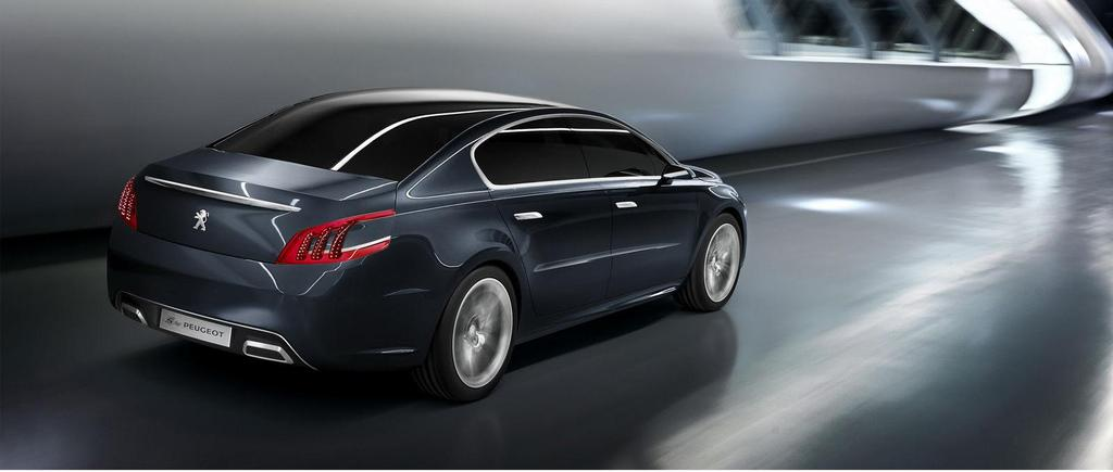 INTRODUCING THE NEW PEUGEOT 508 The New Peugeot 508 and 508 SW have a new assertive and contemporary style.