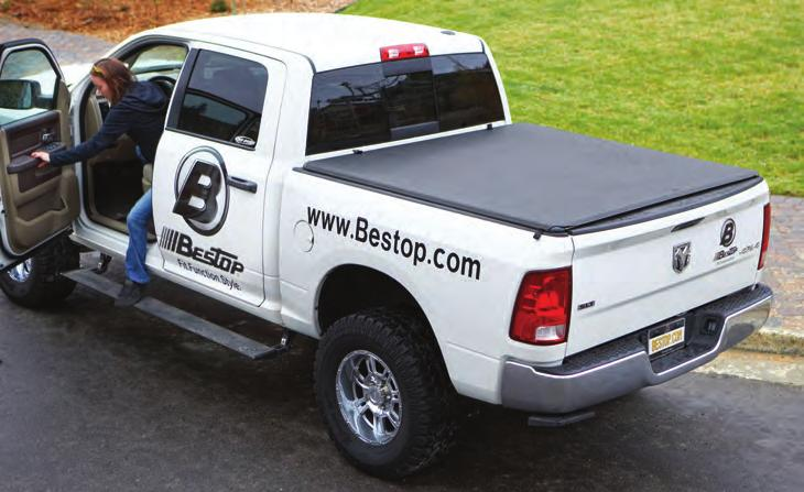 Installation Instructions PowerBoard Automatic Retracting Running Board Vehicle Application Dodge Ram Quad Cab Pickup 2002-2008 : 75101-15 Dodge Ram Mega Cab Pickup 2006-2009 : 75118-15 www.bestop.