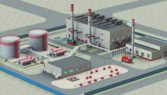 LUKOIL-Stavropolenergo LUKOIL-Stavropolenergo owns Kislovodsk HPS and 1 boiler facility. Three gas-piston aggregates with total 5.