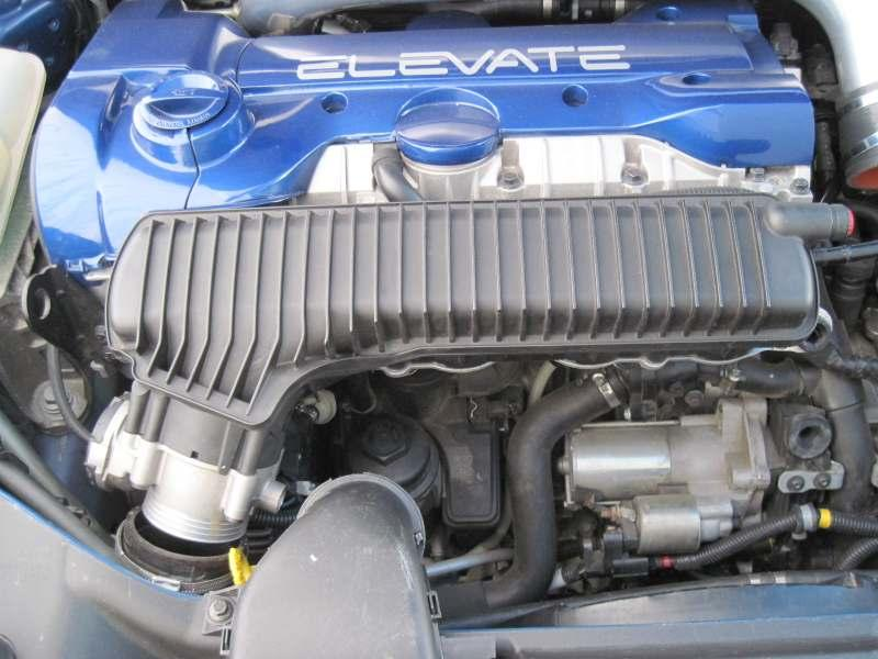 13. Remove the six M6 bolts (8mm head) under the inlet manifold which attach the inlet manifold to the lower aluminum intake manifold. 14.