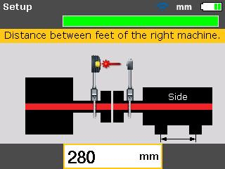 When choosing a precision laser shaft alignment system you should consider: Setup Quick and error free setup pre-assembled brackets with zero sag Easy-to-use screens that are user intuitive