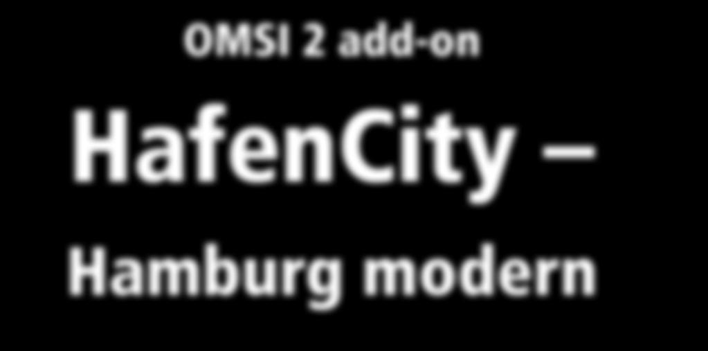 OMSI 2 add-on HafenCity Hamburg modern