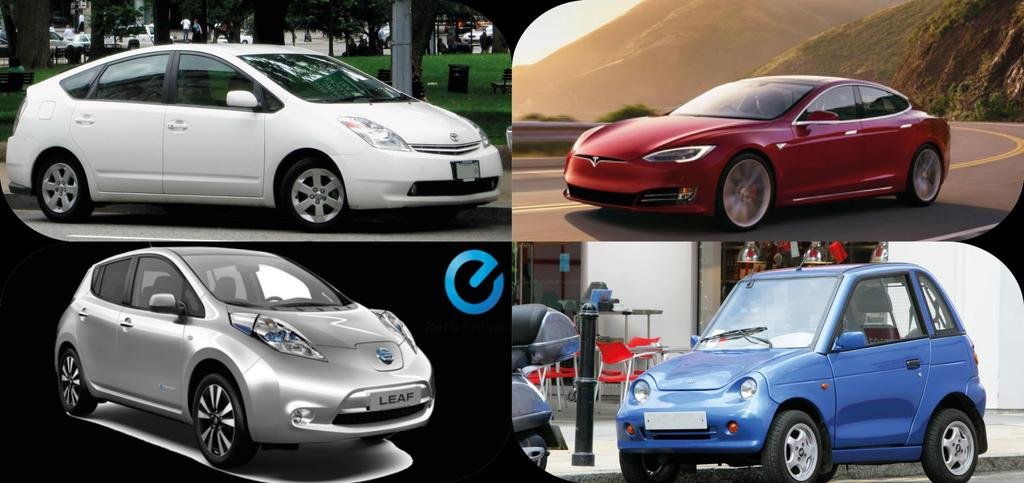 Electric cars have evolved Toyota