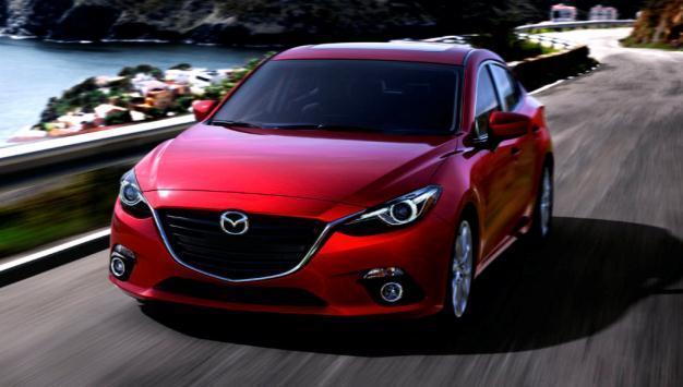 (000) 100 50 0 NORTH AMERICA New Mazda3 (North American model) First Quarter Sales Volume 95 Canada & others 28 USA 67 16% 110 Canada & others 32 USA 78 FY March 2014 FY March 2015 Sales were 110,000