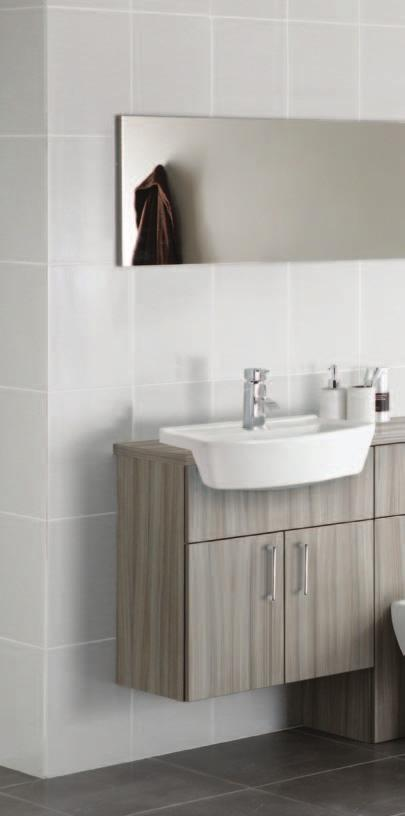 Drift A classic British bathroom with a very modern