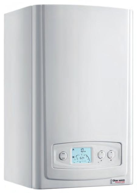 Ultracom hxi High Efficiency open vent boiler range with an inbuilt digital programmer An open vent system provides central heating and hot water via a boiler, a storage cylinder housed in the airing