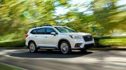 SUBARU DEBUTS ALL-NEW ASCENT 3-ROW SUV Largest Subaru ever with choice of seven- or eight- passenger configurations Family-sized SUV built for excellent versatility and spacious interior combined