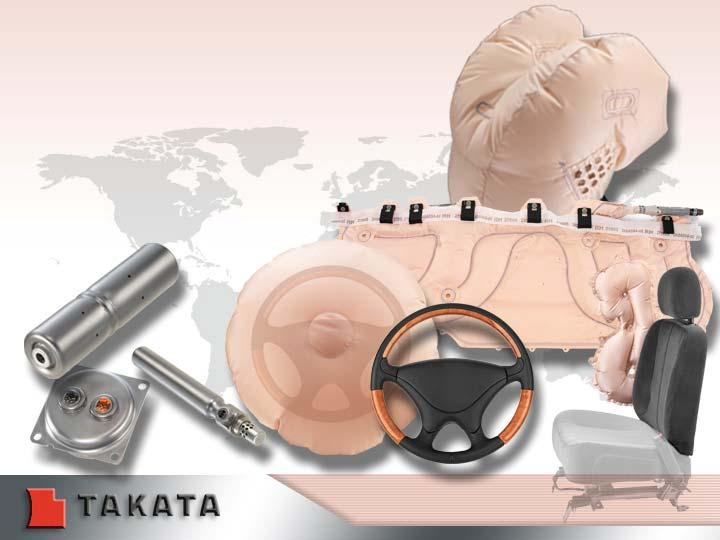 Leader in Airbag Technology Driver/Passenger/Side Impact/Knee