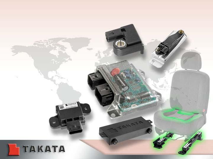 Leader in Safety Electronics Airbag ECU Satellite Sensors Occupant Detection