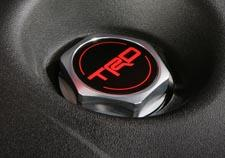 ensure the superior protection and performance of the air filter. TRD Oil Cap Screw on Style $75.