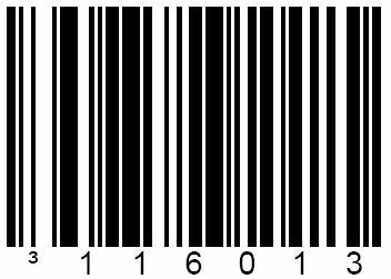 Bar Codes Figure 8: Set to 8 Data Bits Use only for NT Profit Point and DOS Profit Point systems.
