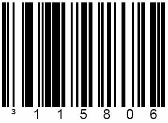 Bar Codes Figure 10: Disable RTS/CTS Handshaking Note: Refer to page G6 in the 00-02407