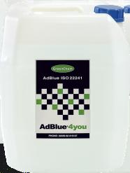 SPECIAL FLUIDS PRISTA ADBLUE AdBlue is a high quality solution, especially developed for the automotive SCR catalytic converter.