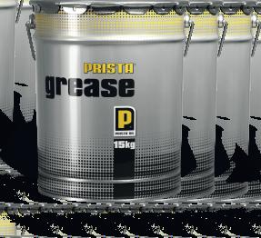 GREASES PRISTA LITHIUM EP 2 VG150 MG Lubricating greases for special applications High quality multipurpose extreme pressure grease with both MoS2 and graphite.