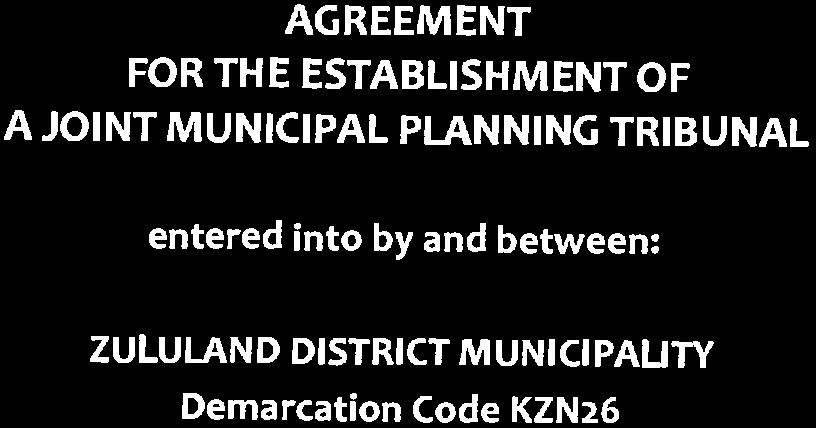 25 Spatial Planning and Land Use