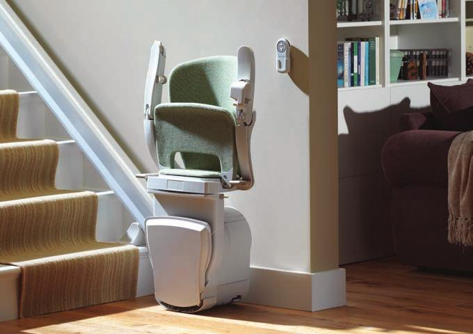 So, just imagine how a stairlift from Stannah could make your day-to-day life easier, safer and more enjoyable.