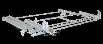 Designed to allow ladders to be loaded and unloaded the right way, from the back of the vehicle.