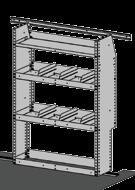 SERVICE PACKAGE HD SERIES SHELVING