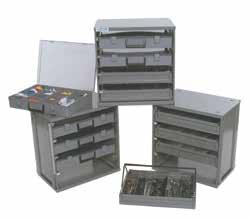 Drawer Modules ProMaster & Exclusive 9 top Choice HEAVY DUTY GLIDES! LATCHED LATCHED 9 99 OPEN OPEN. deep drawers come with ABS divided and removable trays perfect for small parts.