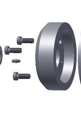 200-6116-Bolt- Ordering example: for set 7 ringbolt with washer, load class 10.