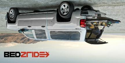 BEDSLIDE is the ultimate LEER Cap and Tonneau accessory for