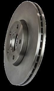 Pedders range of brake pads and rotors are designed to tolerate these braking conditions whilst maintaining braking efficiency when load carrying & towing.