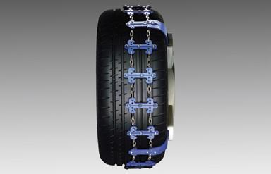 SPORTING ACCESSORIES SELECTION SNOW TRACTION SYSTEM High grip snow chain traction