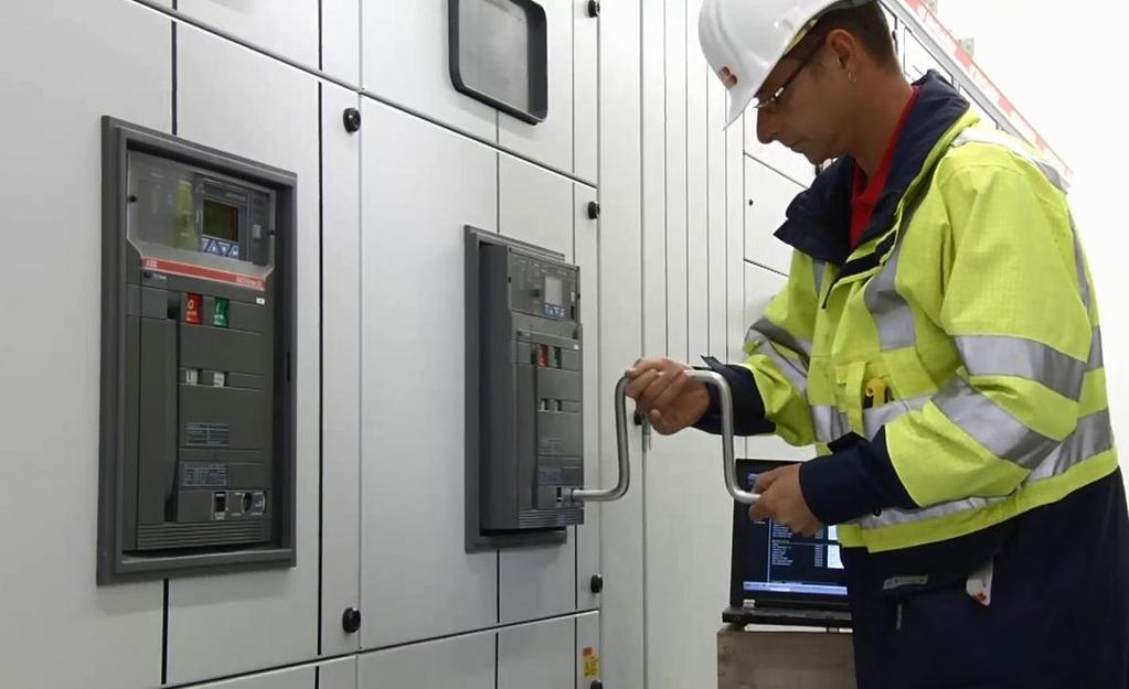 Delivered Maintenance for Low Voltage equipment Entry level Level 1 Technical Assessment on Yearly Basis Report Product ABB technicians have the experience to immediately recognize the health status